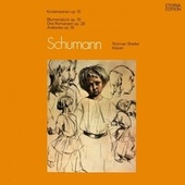 Schumann: Scenes of Childhood, 3 Romances, Flower Piece & Arabeske by Norman Shetler