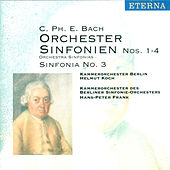 Bach: Sinfonias Wq. 182 & 183 by Various Artists