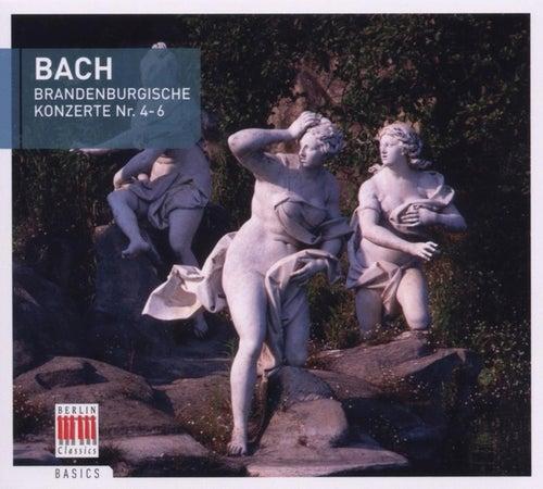 Bach: Brandenburgische Konzerte Nr. 4-6 by Various Artists