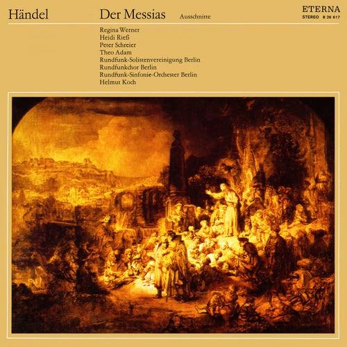 Händel: Messiah Oratorio, HWV 56 (Highlights) by Various Artists