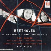 Beethoven: Triple Concerto & Piano Concerto No. 3 by Various Artists