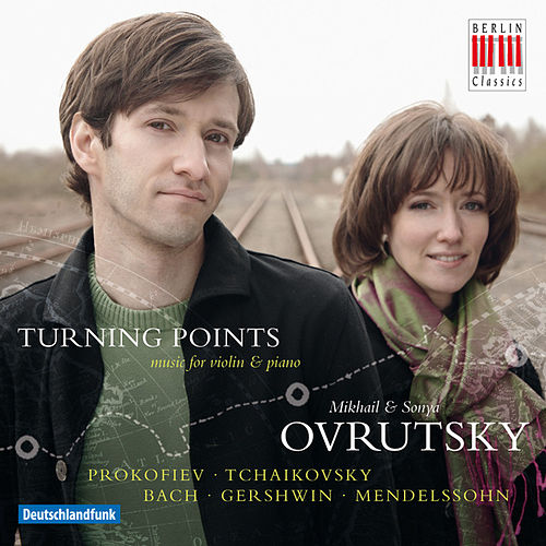 Turning Points (Music for Violin and Piano) by Various Artists