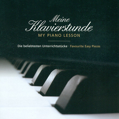 My Piano Lesson (Favourite Easy Pieces) by Various Artists