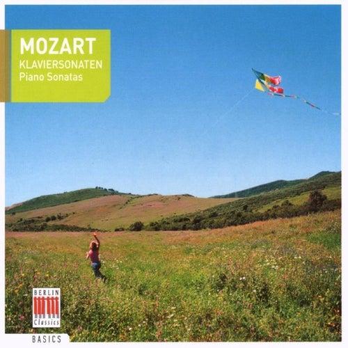 Mozart: Klaviersonaten, Piano Sonatas by Cécile Ousset