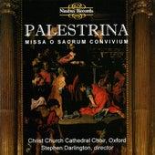 Palestrina: Missa O Sacrum Convivium by Oxford Christ Church Cathedral Choir
