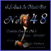 Bach In Musical Box 148 / Cembalo Concert No1 D Minor Bwv1052 by Shinji Ishihara