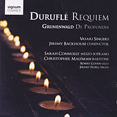 Duruflé Requiem by Various Artists