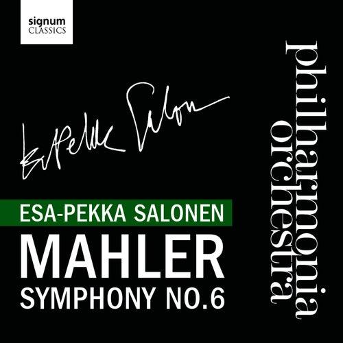 Mahler: Symphony No. 6 by Philharmonia Orchestra
