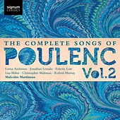 The Songs of Poulenc, Vol.2 by Various Artists