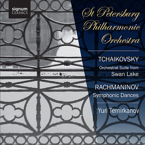 Tchaikovsky: Swan Lake Suite, Rachmaninov: Symphonic Dances by St. Petersburg Philharmonic Orchestra