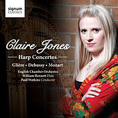 Harp Concertos by Claire Jones