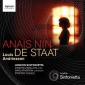 Anaïs Nin | De Staat by Various Artists