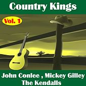 Country Kings , Volume One - Conlee, Gilley, The Kendalls by Various Artists