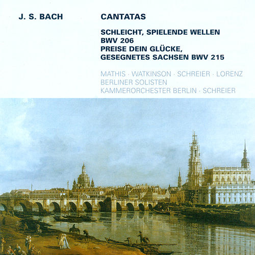 Bach: Cantatas - BWV 206, 215 by Various Artists