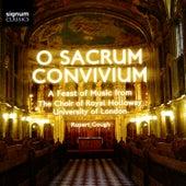 O Sacrum Convivium by Samuel Rathbone