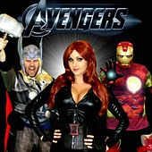 Avengers Assemble Soundtrack Parody Thor Iron Man Hulk Captain America Song What Makes You Beautiful Parody - Single by Screen Team