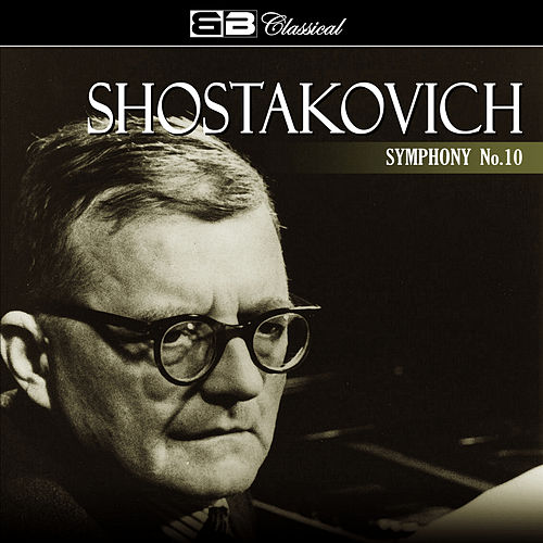 Shostakovich Symphony No. 10 (Single) by Kyril Kondrashin