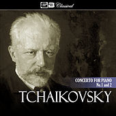 Tchaikovsky Concerto for Piano No. 1 & 2 by Various Artists