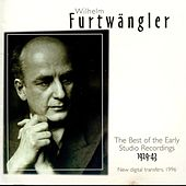 Furtwangler: The Best Studio Recordings (1929-1943) by Studio Orchestra