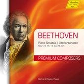Beethoven: Piano Sonatas Nos. 1, 8, 14, 18, 23, 26, 32 by Gerhard Oppitz