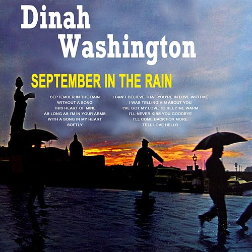 September In The Rain by Dinah Washington
