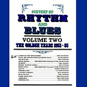 History Of Rhythm And Blues 1953-55 by Various Artists