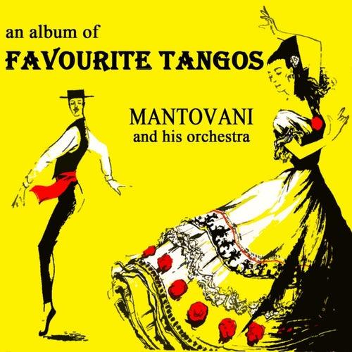 An Album Of Favourite Tangos by Mantovani