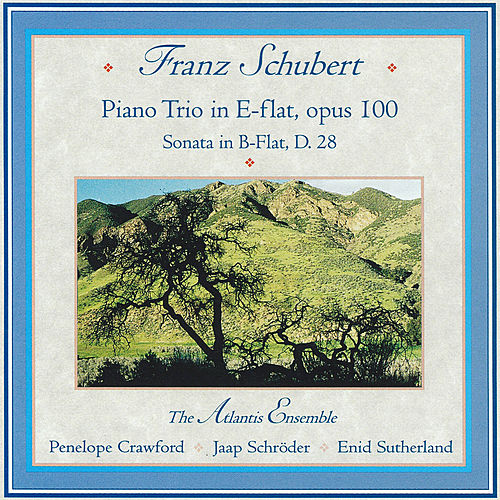 Schubert: Music for Piano Trio II by Atlantis Ensemble