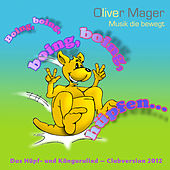 Boing, boing, boing, hüpfen... by Oliver Mager