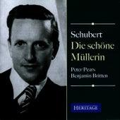 Schubert: Die Schöne Müllerin by Peter Pears