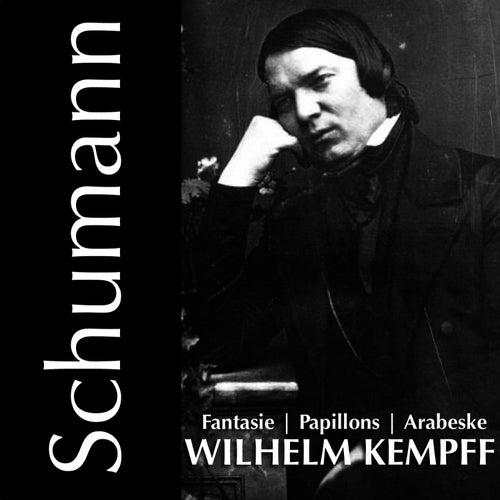 Schumann: Fantasia in C by Wilhelm Kempff