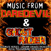 Music from Daredevil & Ghost Rider by Various Artists