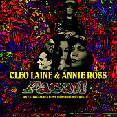 Façade - An Entertainment (Poems By Dame Edith Sitwell) by Cleo Laine