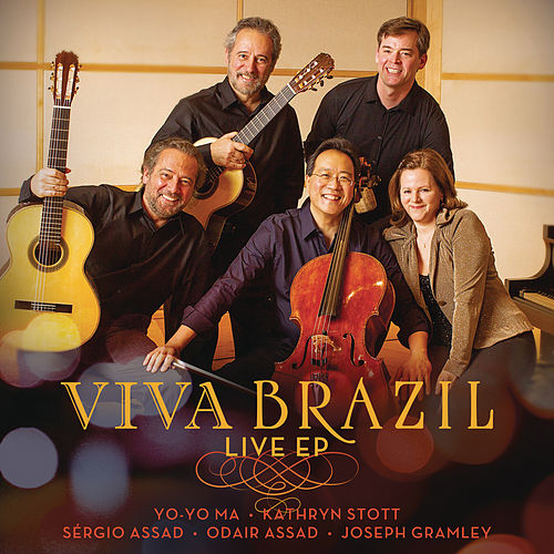 Viva Brazil Live EP by Various Artists