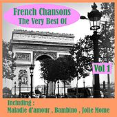 French Chansons the Very Best of, Volume 1 by Various Artists