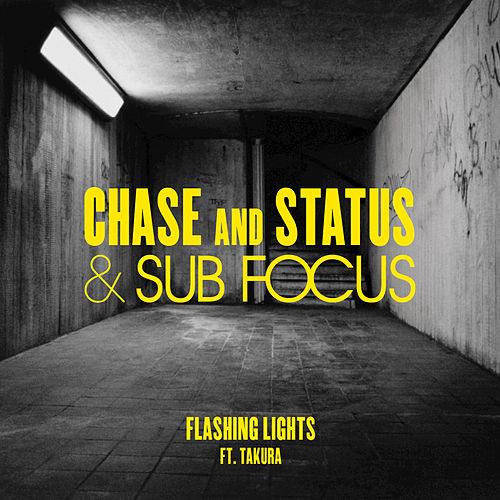 Flashing Lights by Chase & Status