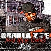 Hood Ni**a Diaries by Gorilla Zoe