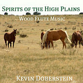 Spirits of the High Plains. Meditations of the Native American Style Flute by Kevin Doberstein