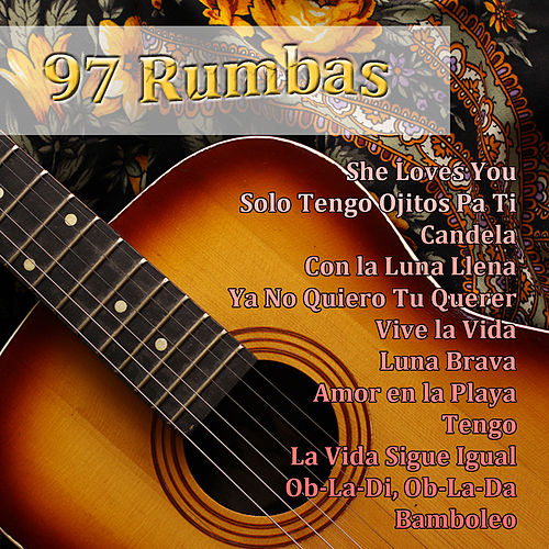 97 Rumbas by Various Artists