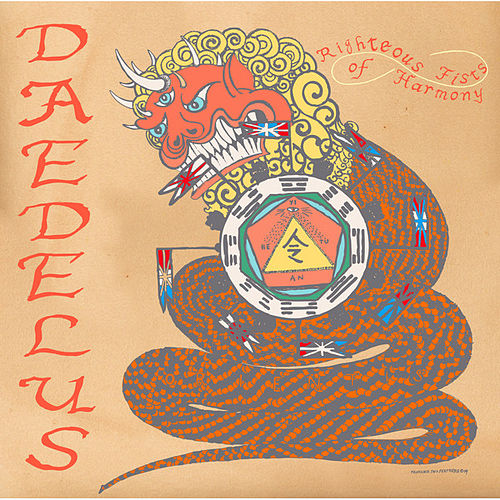 Righteous Fists of Harmony by Daedelus
