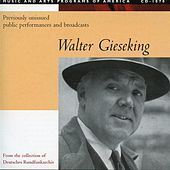 Walter Gieseking (1933-1947) by Walter Gieseking
