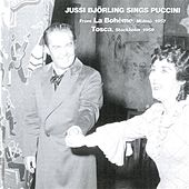 Jussi Bjorling Sings Puccini (1957-1959) by Jussi Bjorling