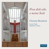Freu dich sehr, o meine Seele by Christian Brembeck