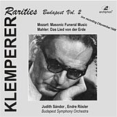 Klemperer Rarities: Budapest, Vol. 2 (1948) by Various Artists