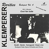 Klemperer Rarities: Budapest, Vol. 4 (1950) by Julia Osvath