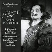 Verdi: Rigoletto (1957) by Eva Prytz