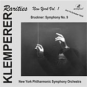Klemperer Rarities: New York, Vol. 1 (1934) by New York Philharmonic