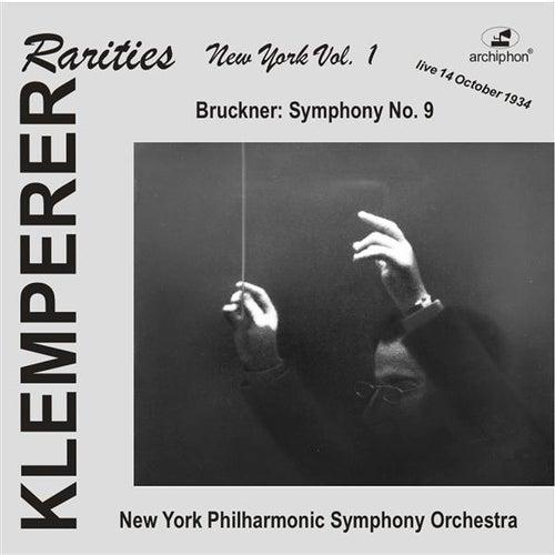 Klemperer Rarities: New York, Vol. 1 (1934) by New York Philharmonic