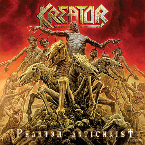 Phantom Antichrist by Kreator
