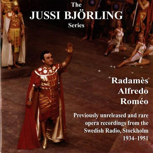 The Jussi Bjorling Series (1934-1951) by Various Artists